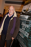 Montreal (Qc) CANADA, November 7, 2007-<br /> French film maker Jean becker<br /> present the movie DIALOGUE AVEC MON JARDINIER<br /> at Cinemania Festival.<br /> photo (c) Pierre Roussel -  Images Distribution