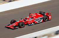 May 26, 2017; Indianapolis, IN, USA; IndyCar Series driver Graham Rahal during Carb Day for the 101st Running of the Indianapolis 500 at Indianapolis Motor Speedway. Mandatory Credit: Mark J. Rebilas-USA TODAY Sports