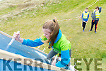 At the Banna Beach Beast Challenge on Saturday were Linsey Moriarty
