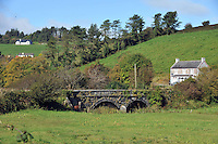 Rice Bridge between Ballydesmond and Scartaglinin County Kerry photrographed in 2012..Picture by Don MacMonagle