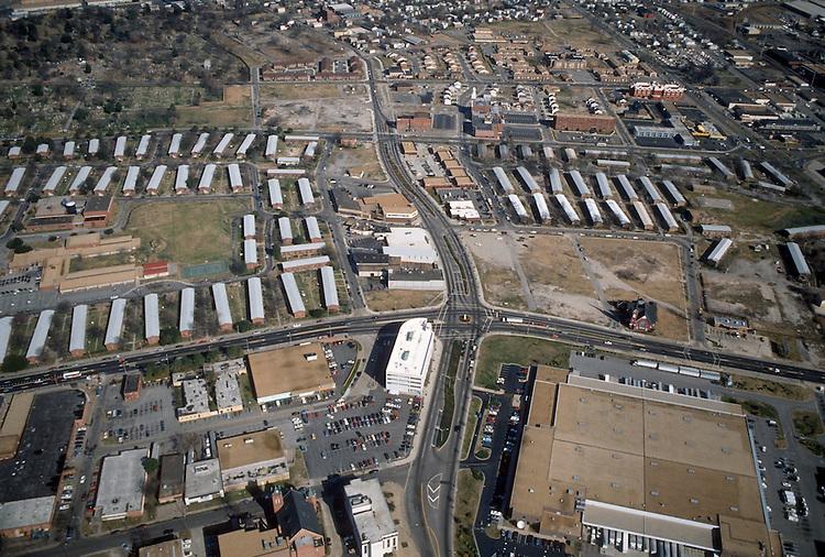 1991 February ..Redevelopment.Church Street..CHURCH STREET CORRIDOR .LOOKING NORTH...NEG#.NRHA#..