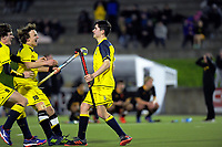 190823 Wellington Boys' College Hockey Final - Wairarapa College v Wellington College