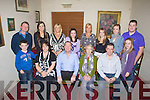 PARTYTIME: Having a great time in Cassidy's Restaurant,16, Abbey Street , Tralee on Monday night to celebrate Ann Kelly's 85th Birthday.Front l-r: Padraig Harrington, Ann-Marie Harrington, Pat Kelly, Ann Kelly (birthday lady), Brendan Kelly and Lauren Kelly. Back l-r: David Harrington, Karla Kelly, Sheila Kelly, Clodagh Harrington, Chrissie Kelly, Lana Kelly, Leah Kelly and Davin Kelly.......... ..........