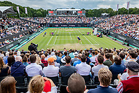 Rosmalen, Netherlands, 16 June, 2019, Tennis, Libema Open, Kiki Bertens (NED) on a full centercourt<br /> Photo: Henk Koster/tennisimages.com