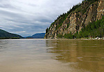 7. ON THE YUKON RIVER; YUKON, CANADA