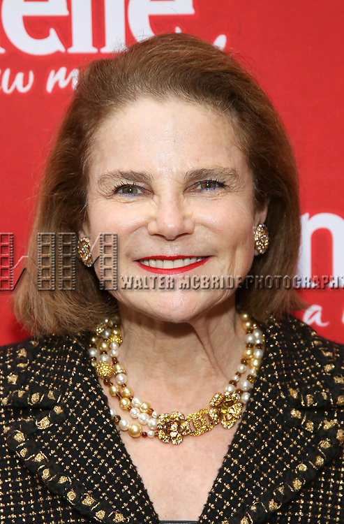 Tovah Feldshuh attends the Broadway Opening Night performance of 'Amelie' at the Walter Kerr Theatre on April 3, 2017 in New York City