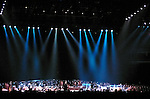Conductor William Ross  'Barbra Streisand Back To Brooklyn' - performance at the United Center in Chicago 10/26/2012