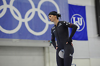 SPEEDSKATING: SALT LAKE CITY: 07-12-2017, Utah Olympic Oval, training ISU World Cup, Brittany Bowe (USA), ©photo Martin de Jong