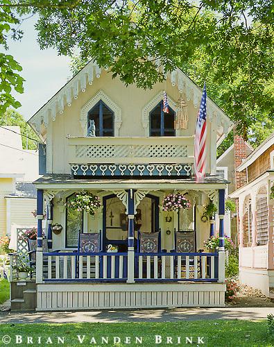 Oak Bluffs, Martha's Vineyard, Massachusetts