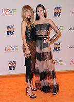 05 May 2017 - Beverly Hills, California - Delilah Hamlin, Amelia Hamlin. 24th Annual Race to Erase MS Gala held at Beverly Hilton Hotel in Beverly Hills. Photo Credit: Birdie Thompson/AdMedia