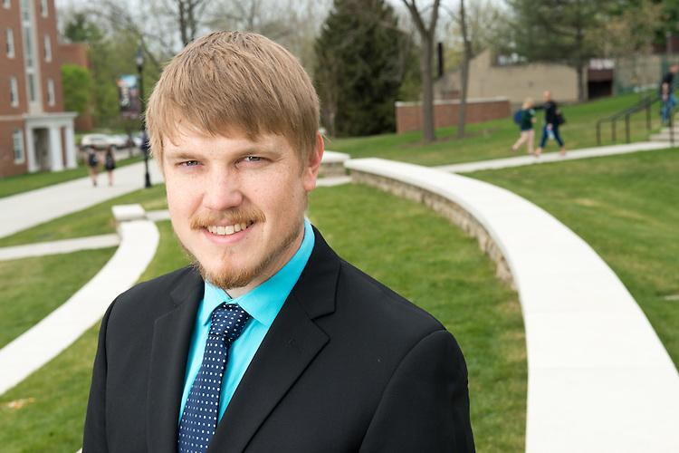 Erik Hieta-aho, Graduate Student, Math, College of Arts and Sciences