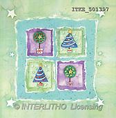 Isabella, CHRISTMAS SYMBOLS, corporate, paintings(ITKE501397,#XX#) Symbole, Weihnachten, Geschäft, símbolos, Navidad, corporativos, illustrations, pinturas