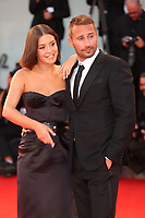 Adele Exarchopoulos and Matthias Schoenaerts walk the red carpet ahead of the 'Racer And The Jailbird (Le Fidele)' screening during the 74th Venice Film Festival at Sala Grande on September 8, 2017 in Venice, Italy.<br /> CAP/GOL<br /> &copy;GOL/Capital Pictures