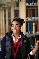 04132015-  Olivia Smith '16 - Truman Scholar studying Spanish and Political Science at Seattle University.