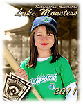2011 Burlington American Lake Monsters