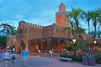 RD- Epcot Morocco at Disney, Orlando FL 5 14