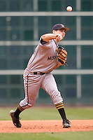 Missouri TIger Brett Nicholas against the Texas Longhorns on Sunday March 7th, 2100 at the Astros College Classic in Houston's Minute Maid Park.  (Photo by Andrew Woolley / Four Seam Images)