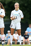 23 August 2015: North Carolina's Cameron Castleberry. The University of North Carolina Tar Heels played the Fresno State Bulldogs at Fetzer Field in Chapel Hill, NC in a 2015 NCAA Division I Women's Soccer game. UNC won the game 7-0.