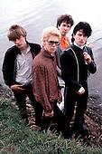 1980: U2 - Photosession in Ireland