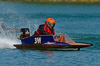 3-W    (Outboard Hydroplane)