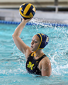 The University of Michigan women's water polo team beat Colorado State, 15-9, at Canhame Natatorium in Ann Arbor, Mich., on January 19, 2013.