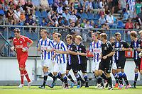 VOETBAL: HEERENVEEN: Abe Lenstra Stadion, 07-07-2012, Open Dag, Training selectie 2012-2013 tijdens de Open Dag van SC Heerenveen, ©foto Martin de Jong