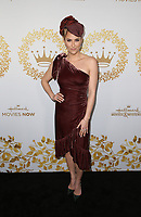 PASADENA, CA - FEBRUARY 9: Jill Wagner, at the Hallmark Channel and Hallmark Movies &amp; Mysteries Winter 2019 TCA at Tournament House in Pasadena, California on February 9, 2019. <br /> CAP/MPI/FS<br /> &copy;FS/MPI/Capital Pictures