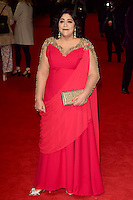 www.acepixs.com<br /> <br /> February 21 2017, London<br /> <br /> Gurinder Chadha arriving at the UK premiere of 'Viceroy's House' at The Curzon Mayfair on February 21, 2017 in London, England.<br /> <br /> By Line: Famous/ACE Pictures<br /> <br /> <br /> ACE Pictures Inc<br /> Tel: 6467670430<br /> Email: info@acepixs.com<br /> www.acepixs.com