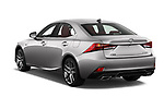 Car pictures of rear three quarter view of 2017 Lexus IS 350 4 Door Sedan Angular Rear