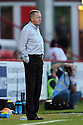 Wimbledon manager Terry Brown. Stevenage v AFC Wimbledon - Capital One Cup First Round - Lamex Stadium, Stevenage . - 14th August, 2012. © Kevin Coleman 2012