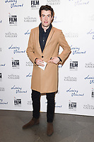 Jack Whithall at the London Film Festival 2017 screening of &quot;Loving Vincent&quot; at the National Gallery, Trafalgar Square, London, UK. <br /> 09 October  2017<br /> Picture: Steve Vas/Featureflash/SilverHub 0208 004 5359 sales@silverhubmedia.com
