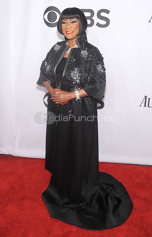 New York, NY- June 8:Patti LaBelle attends the American Theater Wing's 68th Annual Tony Awards on June 8, 2014 at Radio City Music Hall in New York City. (C)  Credit: John Palmer/MediaPunch
