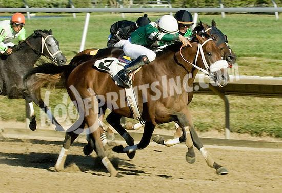 Affirmed on Appeal winning at Delaware Park on 9/8/10