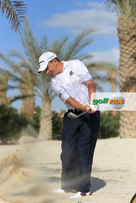 Pater Lawrie (IRL) feature pictured at the Abu Dhabi HSBC Golf Championship in the Abu Dhabi golf club, Abu Dhabi, UAE..Picture: Fran Caffrey/www.golffile.ie.