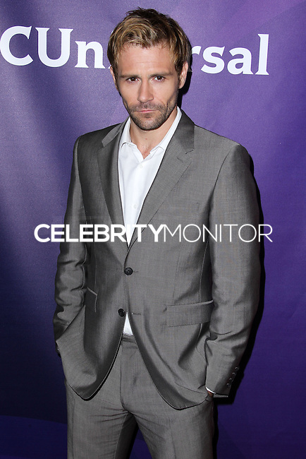 BEVERLY HILLS, CA, USA - JULY 13: Matt Ryan at the NBCUniversal Summer TCA Tour 2014 - Day 1 held at the Beverly Hilton Hotel on July 13, 2014 in Beverly Hills, California, United States. (Photo by Xavier Collin/Celebrity Monitor)