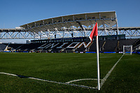 Chester, PA - Sunday December 10, 2017: Talen Energy Stadium during the NCAA 2017 Men's College Cup championship match between the Stanford Cardinal and the Indiana Hoosiers at Talen Energy Stadium.