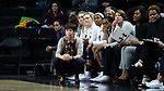 WINSTON-SALEM, NC - DECEMBER 31: Notre Dame head coach Muffet McGraw. The Wake Forest University Demon Deacons hosted the Notre Dame University Fighting Irish on December 31, 2017 at Lawrence Joel Veterans Memorial Coliseum in Winston-Salem, NC in a Division I women's college basketball game. Notre Dame won the game 96-73.