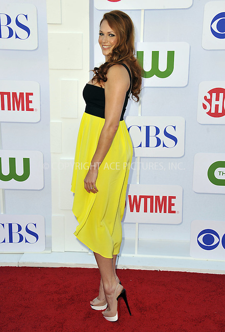 WWW.ACEPIXS.COM . . . . .  ....July 29 2012, LA....Amanda Righetti arriving at CW, CBS, And Showtime 2012 Summer TCA Party at The Beverly Hilton Hotel on July 29, 2012 in Beverly Hills, California.....Please byline: PETER WEST - ACE PICTURES.... *** ***..Ace Pictures, Inc:  ..Philip Vaughan (212) 243-8787 or (646) 769 0430..e-mail: info@acepixs.com..web: http://www.acepixs.com