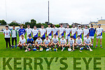 The Tralee Parnells minor team that defeated Crotta O'Neills in the Minor Hurling Championship on Monday night,