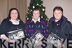 Kathleen Moriarty, Mary Walsh and Martina Murphy who were at the launch of 75years of the Mitches Calander in The Carlton Hotel, Tralee on Thursday night.. . ............................... ..........