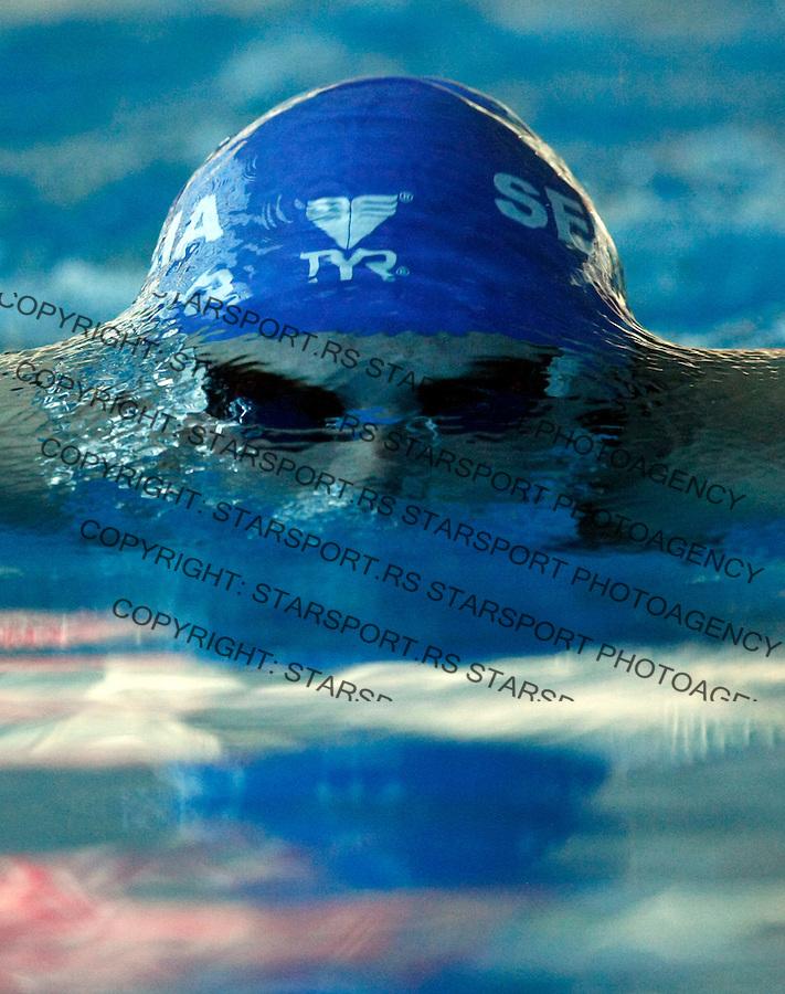 Plivanje, Trofej Beograda.Nadja Hidl.Beograd, 21.06.2008..foto: Srdjan Stevanovic ©