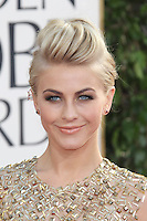BEVERLY HILLS, CA - JANUARY 13: Julianne Hough at the 70th Annual Golden Globe Awards at the Beverly Hills Hilton Hotel in Beverly Hills, California. January 13, 2013. Credit: mpi29/MediaPunch Inc. /NortePhoto