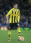 Gonzalo Karate of BSC Young Boys - UEFA Europa League Round of 32 Second Leg - Everton vs Young Boys - Goodison Park Stadium - Liverpool - England - 26th February 2015 - Picture Simon Bellis/Sportimage