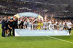 Supercopa de Espa&ntilde;a - Vuelta<br /> R. Madrid vs FC Barcelona: 2-0.