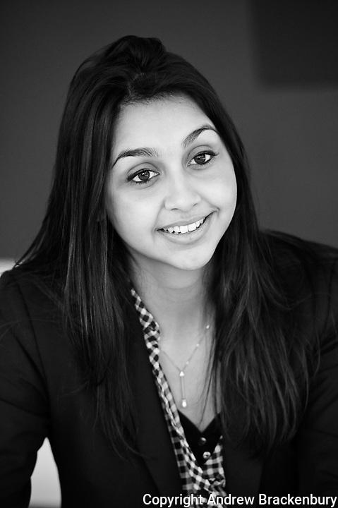 Corporate portrait photography. Client: Kennedys, London