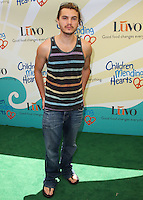 """BEVERLY HILLS, CA, USA - JUNE 14: Emile Hirsch at the Children Mending Hearts' 6th Annual Fundraiser """"Empathy Rocks: A Spring Into Summer Bash"""" on June 14, 2014 in Beverly Hills, California, United States. (Photo by Celebrity Monitor)"""