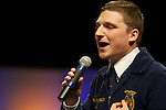 Oklahoma FFA Association Convention Session 4, 2011.