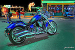 Yamaha had some great looking bikes on display at Quaker Steak's Bike Night.