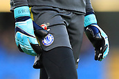 5th November 2017, Stamford Bridge, London, England; EPL Premier League football, Chelsea versus Manchester United; Thibaut Courtois of Chelsea