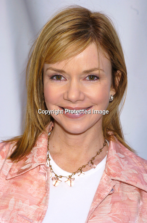 Bobbie Eakes ..at the Broadway Cares/ Equity Fights Aids Flea Market and Grand Auction on September 19, 2004 in Shubert Alley...Photo by Robin Platzer, Twin Images